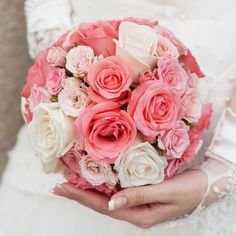 New 1 Pcs Bridal Handle Bridal Foam Bouquet Holder Wedding Flower Decoration #Affiliate
