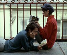 Reading together❤