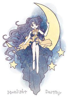 Sailor Moom, Arte Sailor Moon, Sailor Moon Fan Art, Sailor Moon Usagi, Sailor Moon Crystal, Arte Do Kawaii, Kawaii Art, Anime Oc, Anime Chibi