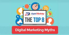There are many myths around social media and digital marketing and it's effectiveness.This infographic looks at some of the more common rumors and their corresponding truths.
