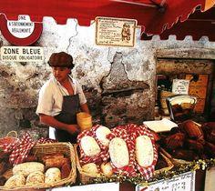 Market Place Bourgogne France