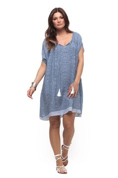 dadcbe1401a7a 40 Adorable Plus Size Summer Clothes Ideas - OutfiTrend