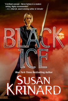 Black Ice | Susan Krinard | Susan Krinard continues the thrilling urban fantasy series that began with Mist in Black Ice.  Centuries ago, all was lost in the Last Battle when the Norse gods and goddesses went to war. The elves, the giants, and the gods and goddesses themselves were all destroyed, leaving the Valkyrie known as Mist one of the only survivors.  Or so she thought.
