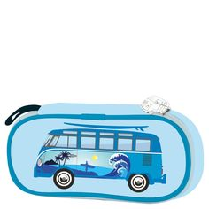 This multi use imitation leather case, printed with a colourful red VW design on the front and back is ideal for school supplies, cosmetics, small household tools & more.Distributed by Enesco VW Official Licensed Product, ©2015 Enesco Ltd. #VWCamperVan #VWnostalgia