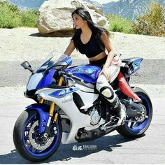 Asian chick with R1M