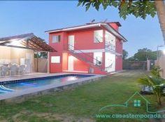 Confortavel casa em Porto Seguro/Bahia. Localizada no bairro Alto do Mundaí, está a 1.300 m da Praia de Mundaí e 1.500 m do Toa Toa. Acomoda até 16 pessoas. Clique na foto e saiba mais