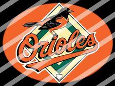 Baltimore Orioles Edible Cake Topper Frosting 1/4 Sheet Image #11
