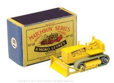 1958 - 18B - Caterpillar Bulldozer