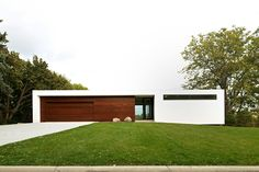 Christian Dean Architecture - Sweeney Lake House.