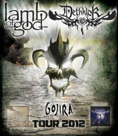 Headbanger's Brawl 9/14: Which Tour Is Better, Dethklok's Or Lamb Of God's?