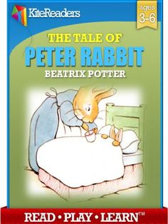 Free Book - An illustrated edition of The Tale of Peter Rabbit, by Beatrix Potter, is free in the Kindle store, courtesy of publisher KiteReaders Classics.