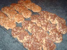 Basisrecept voor koekjes (hete lucht: lagere temperatuur)