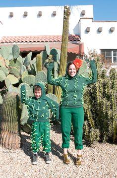 DIY Cactus Costume | 25+ Cactus crafts and DIY
