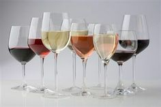 Drinking a glass of wine with dinner—any alcoholic beverage, in fact—has been shown to raise good-cholesterol levels and lower the risk of a heart attack. Foods To Reduce Cholesterol, What Is High Cholesterol, Healthy Cholesterol Levels, Cholesterol Symptoms, Lower Cholesterol, Fun Wine Glasses, White Wine Glasses, Wine Varietals, Perfect Glass
