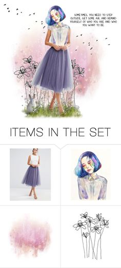 """""""Untitled #287 *TAS - April 9* Thank you!"""" by beeblecat ❤ liked on Polyvore featuring art"""