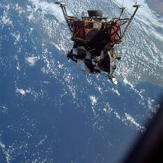 Apollo 9 Apollo 9, Apollo Program, Apollo Missions, Dark Energy, Nasa Astronauts, Space Race, Moon Landing, Space And Astronomy, Space Program