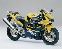 HONDA CBR900RR FireBlade 2002