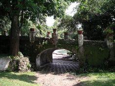 Jardin Borda in Cuernavaca, Morelos.