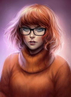 Velma by Loputon | Raiders of the Lost Tumblr