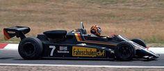 Stefan Bellof - Maurer MM82 BMW/Heidegger - Maurer Motorsport - XVI Deutschland Trophäe - Jim Clark Gedächtnisrennen - 1982  European F2 Championship, Round 3