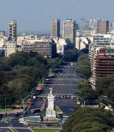 Buenos Aires Palermo Argentina Most Beautiful Cities, Wonderful Places, Palermo, Central America, South America, Piazza Navona, Best Hotels, Seattle Skyline, Beautiful Landscapes