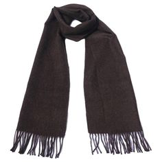 A classic, warm, 100% alpaca scarf in brown. These stylish scarves are incredibly soft and comfortable all year round. #Fairtrade, #animalfriendly and #hypoallergenic. #alpacawool #scarf #scarves #fashion #style #soft #quality