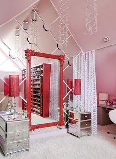 Coole Teenager Zimmer Ideen  Mädchen