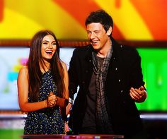 Cory Monteith Lover