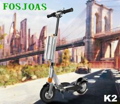 Fosjoas K2 two wheel electric scooter unicycle