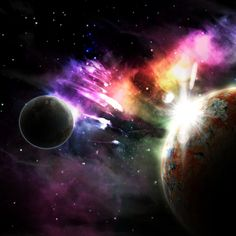 outer space - Bing Images