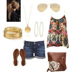 """BoHo Summer"" by christina1969 on Polyvore"