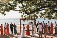 Casamento na praia: Carolina & Lucas - Inesquecível Casamento Wedding, Wedding On The Beach, Weddings, Casamento, Marriage, Mariage