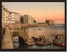 Via Partenope st Naples