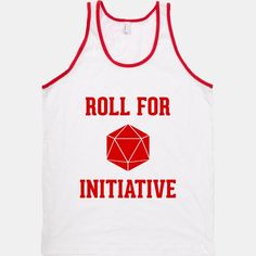 Roll For Initiative #d20 #d #dungeons #dragons #dice #critical #gaming