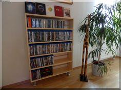Bluray/DVD - Regal Bauanleitung zum selber bauen