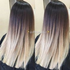Blunt-Long-Haircut-for-Women-Thick-Hair-Ombre-Balayage-Hair-Ideas
