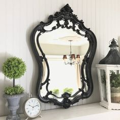 Shabby Chic Black Mi