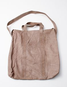 Hope Tote Bag- Stone