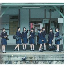 日々是遊楽 — 46wallpapers: Nogizaka46 13th Single - Ima,...