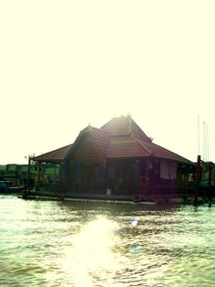 Traditional House - Musi, Palembang
