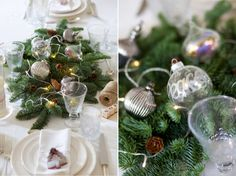 XMAS DECOR: La mia tavola di Natale