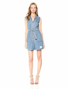 b69499bcc4d47  DenimDress Calvin Klein Women s Sleeveless 70 s Denim Dress - Choose  SZ Color - Denim Dress  63.52 End Date  Monday Dec-17-2018 10 55 46 PST Buy  It Now for ...