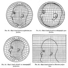 Share on Facebook TweetMap projections are cool but they might be a bit scary. It's difficult to understand how can you put a very complex round-shaped surface of the Earth on a flat plane. After reading this post everything should be clear! Portraying the features of a spherical surface on a flat plane Map projection is …