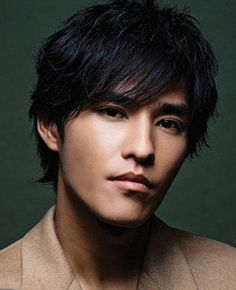 Lan Cheng Long <3  Watched him in 'Easy fortune happy life' =D