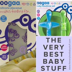 {GIVEAWAY} Oogaa Silicone Placemat and Mealtime Set (bowl and 2 fun spoons) (ends 9/2/15) http://www.theverybestbabystuff.com/promotions-and-giveaways/2015/8/20/giveaway-oogaa-silicone-placemat-and-mealtime-set-bowl-and-2-fun-spoons-ends-9215
