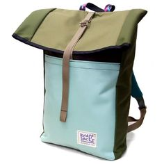 Knapp Sacks by Buck Products Rolltop backpack roll top backpack