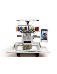 Brother PR1000e Entrepreneur Pro 10-Needle Embroidery Machine