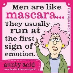 AUNTY ACID!!! Lol