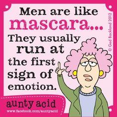 AUNTY ACID!!! Lol