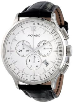 Movado Men's 0606575 Circa Black Crocodile-Embossed Leather Strap Watch Movado,http://www.amazon.com/dp/B007X0SU3O/ref=cm_sw_r_pi_dp_WGCntb0GJET8KZDP